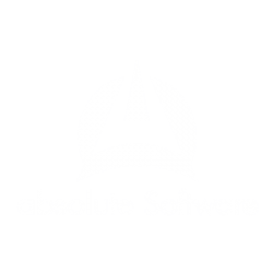 Absolute Software Logo White text